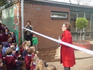 St Columba's Garden Opening